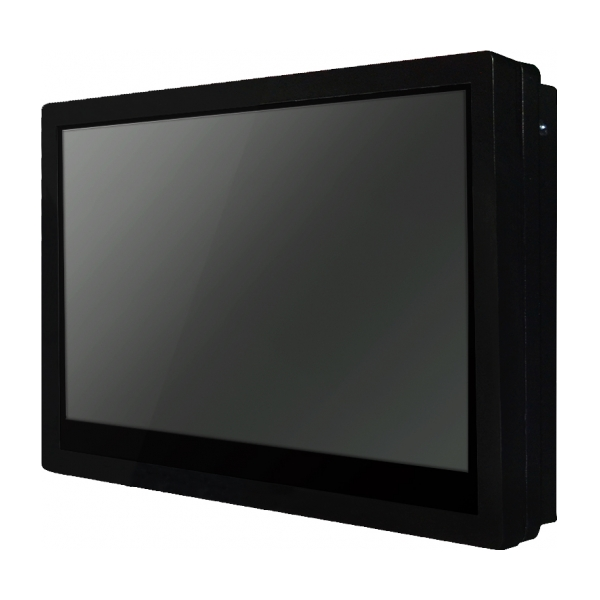 43型屋外用壁掛けタイプ拡張型デジタルサイネージ高輝度タイプ