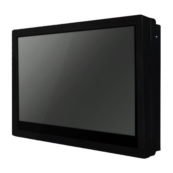 55型屋外用壁掛けタイプ拡張型デジタルサイネージ高輝度タイプ